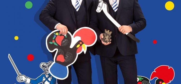 Prinzenwahl 2018: Paulo und Pedro Mendes sind das designierte Prinzengespann der Session 2018/19
