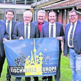 Motto 2019/20: Jeal Steare op blaue Gronk – Eischwiele und Europa– mie han et jea bonk!